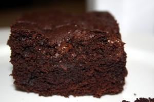 Mmmm....brownie