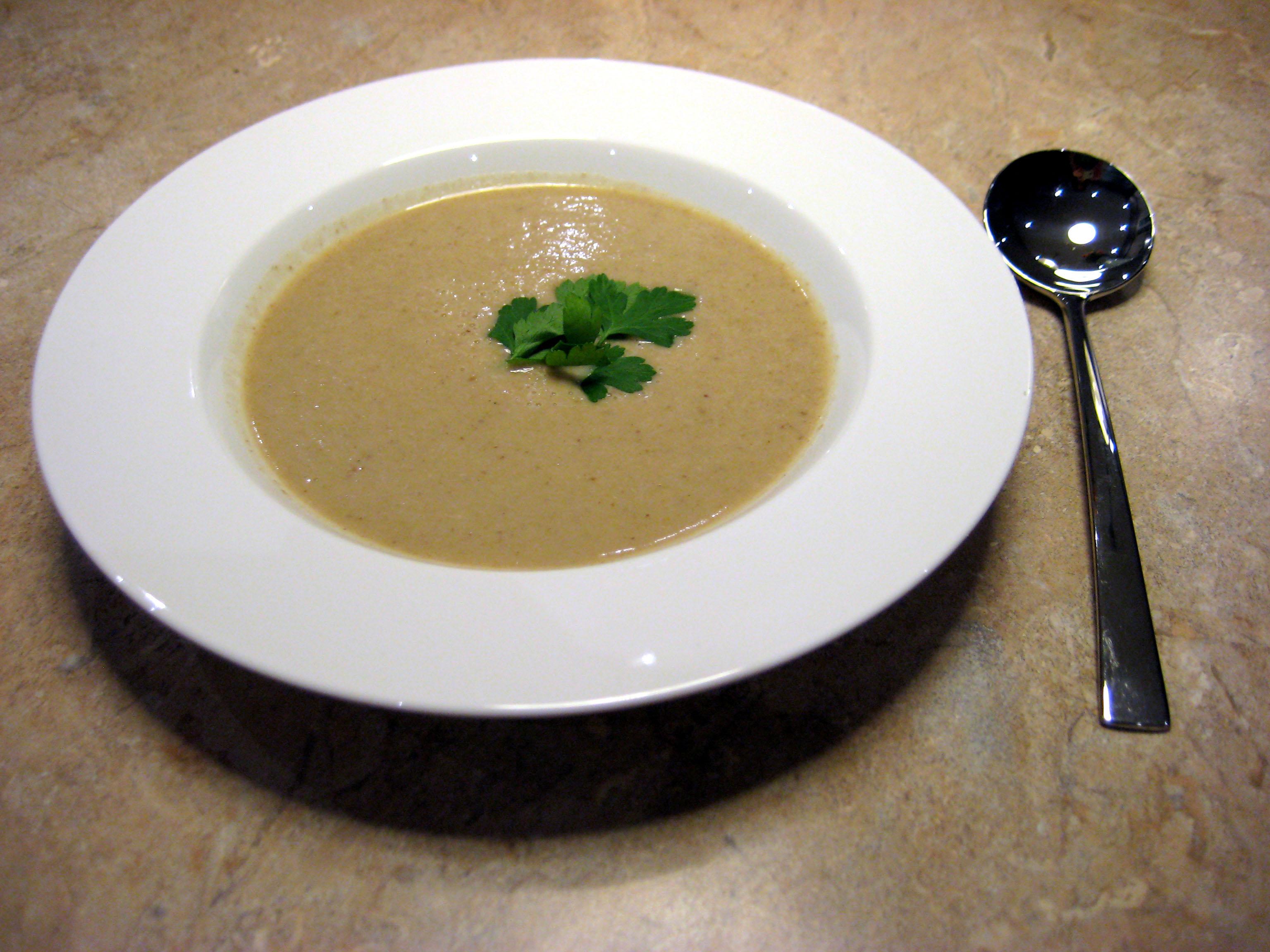 chestnut-soup