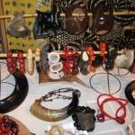An assortment of bracelets