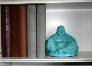Laughing Buddha & Photo Albums