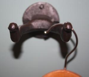 Cast iron hook